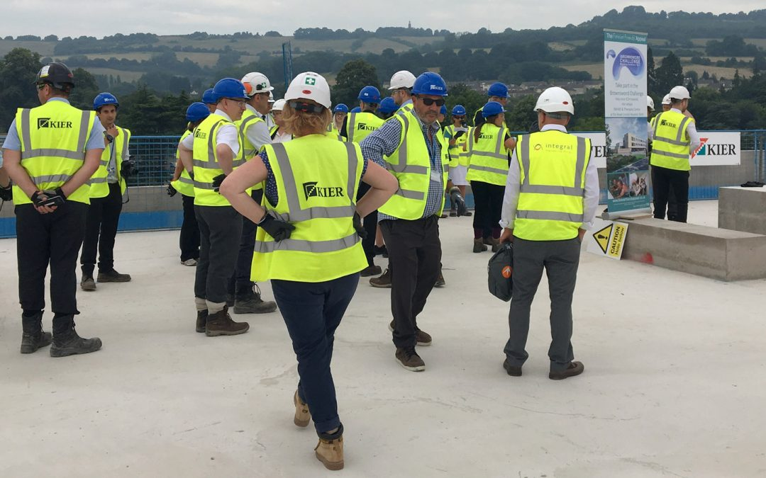Therapies topping out