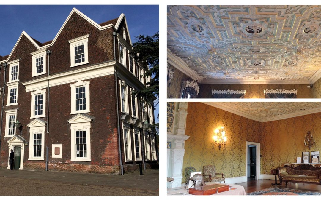 Boston Manor: Engaging with the 21st Century has received funding from the Heritage Lottery Fund (HLF)