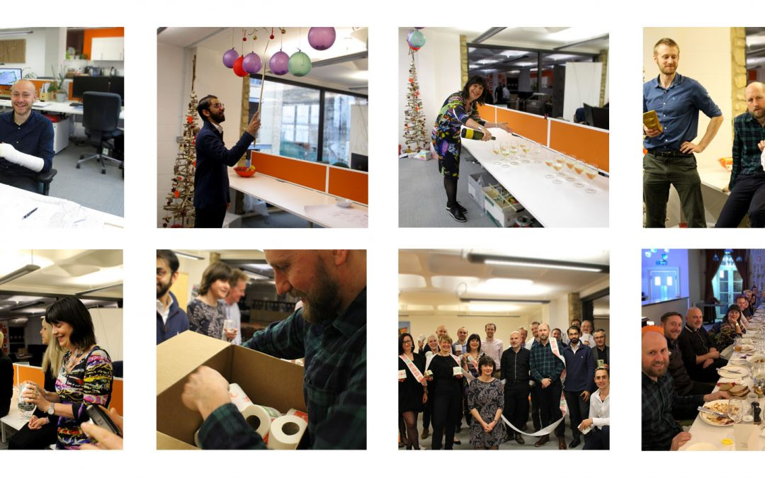 A cracking Christmas at Integral Engineering Design